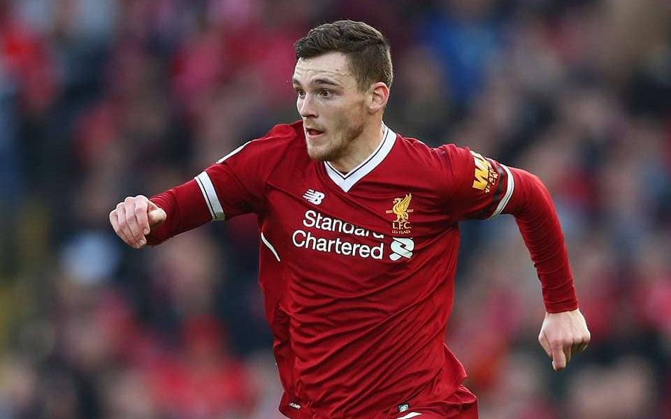Andrew Robertson Almost Joined Stoke City
