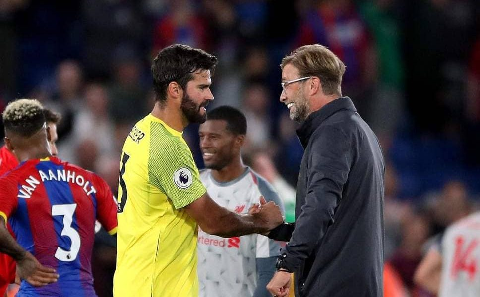 Alisson Is Liverpool's Most Impactful Player