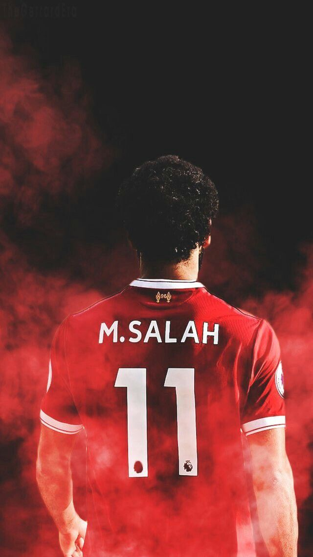 Mohamed Salah Hd Mobile Wallpapers At Liverpool Fc