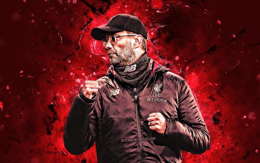 Jurgen Klopp Liverpool FC Manager's Desktop Wallpapers ...