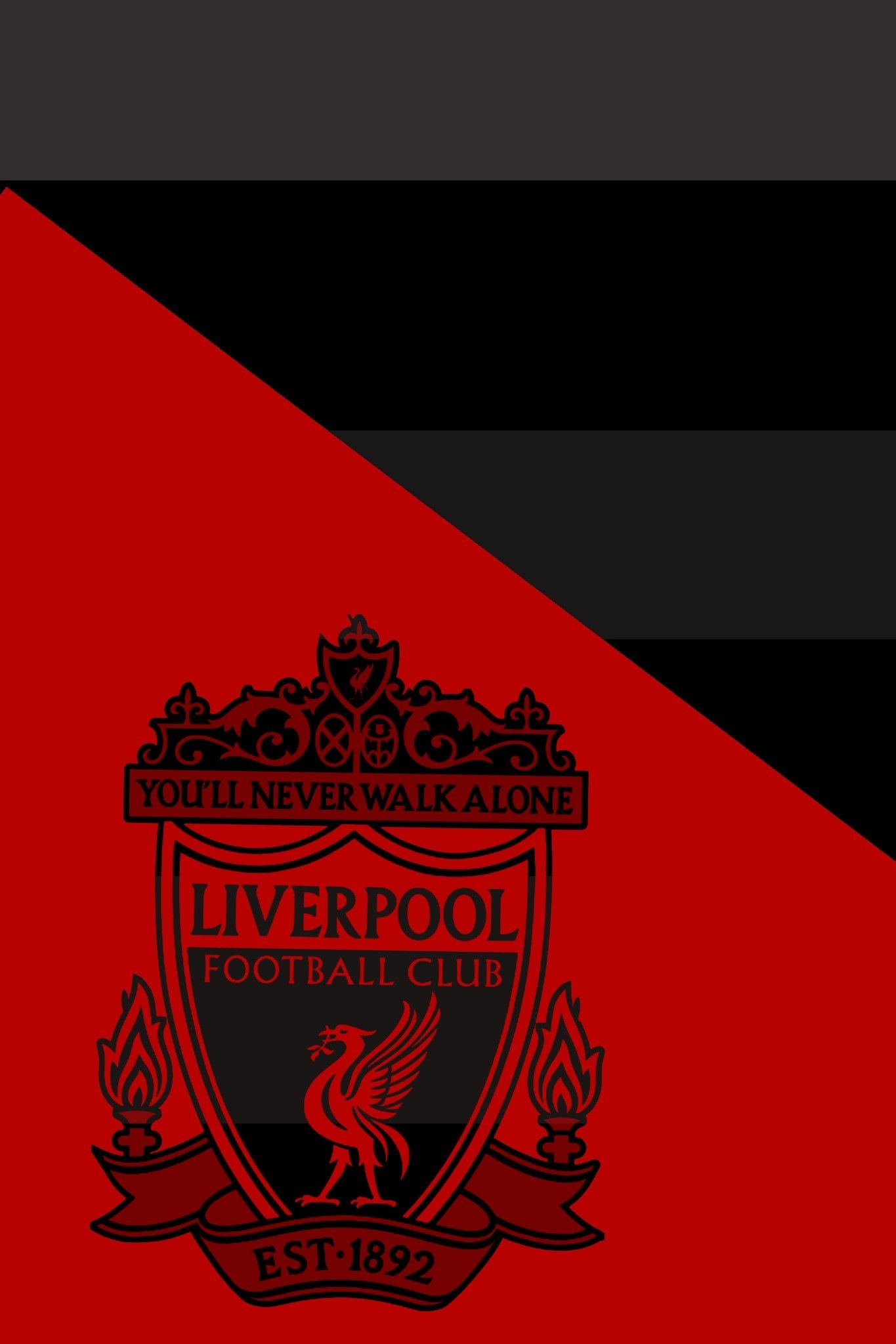 Liverpool FC HD Logo Wallpapers for iPhone and Android ...