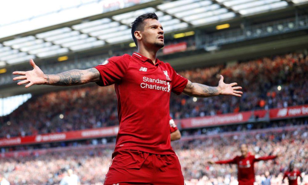 Dejan Lovren Wants Out Of Liverpool