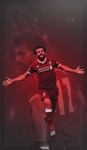 Mohamed Salah Hd Mobile Wallpapers At Liverpool Fc