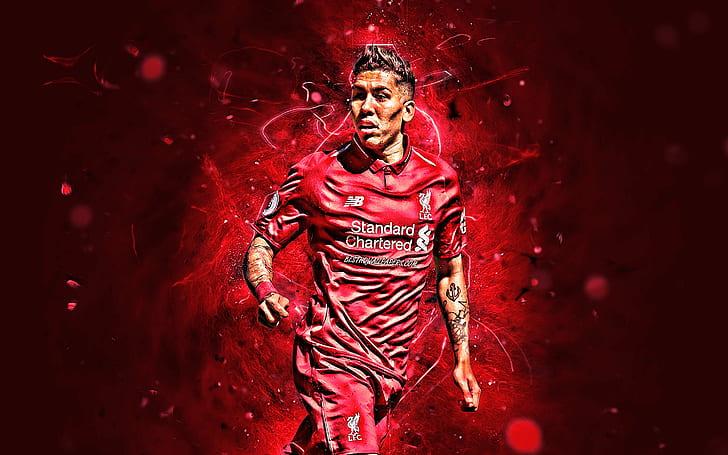 Roberto Firmino HD Desktop Wallpapers At Liverpool FC