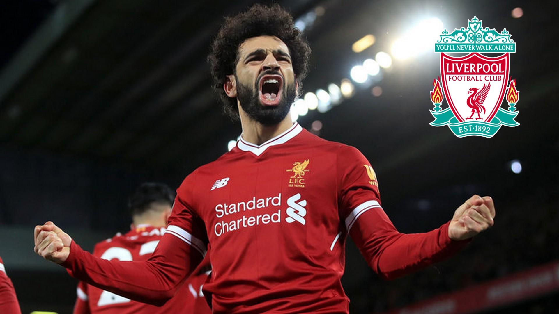 Mohamed Salah HD Desktop Wallpapers At Liverpool FC