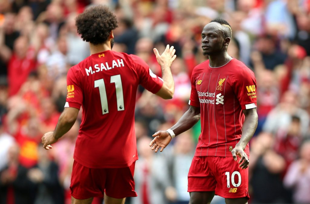 Sadio Mane Finally Opens Up On Bust-up With Salah