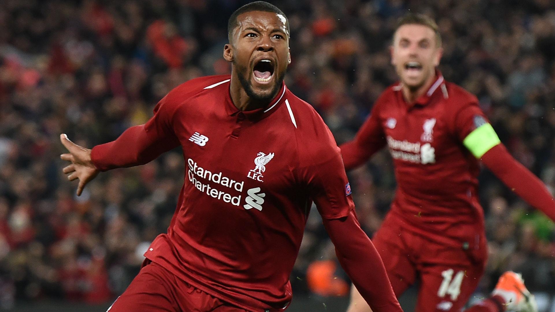 Rhian Brewster Wallpaper: Napoli Vs Liverpool Champions League Preview