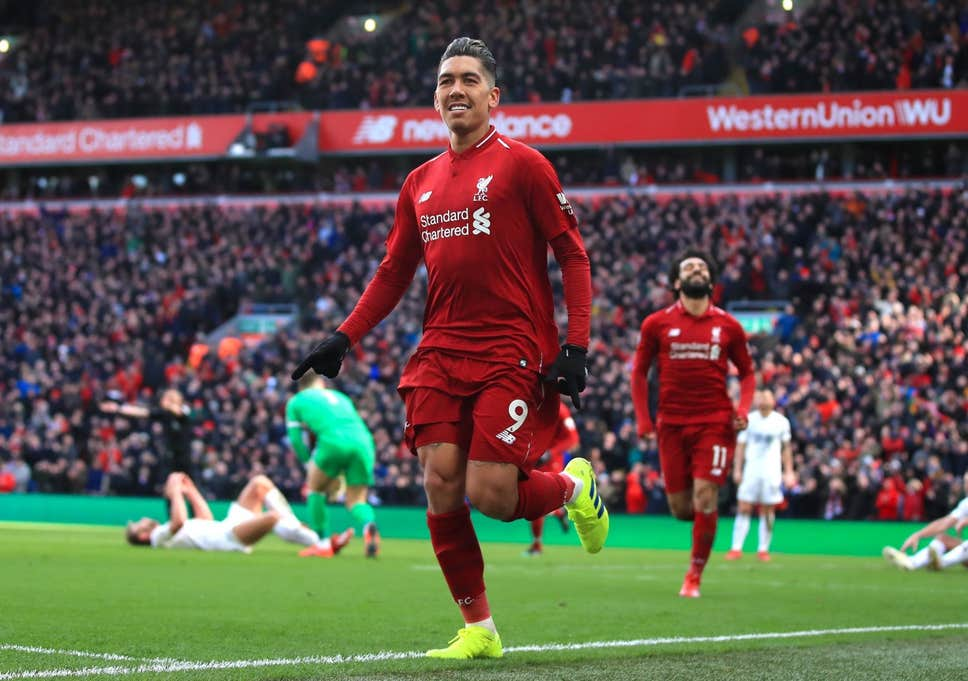 Andrew Robertson Hails Special Firmino