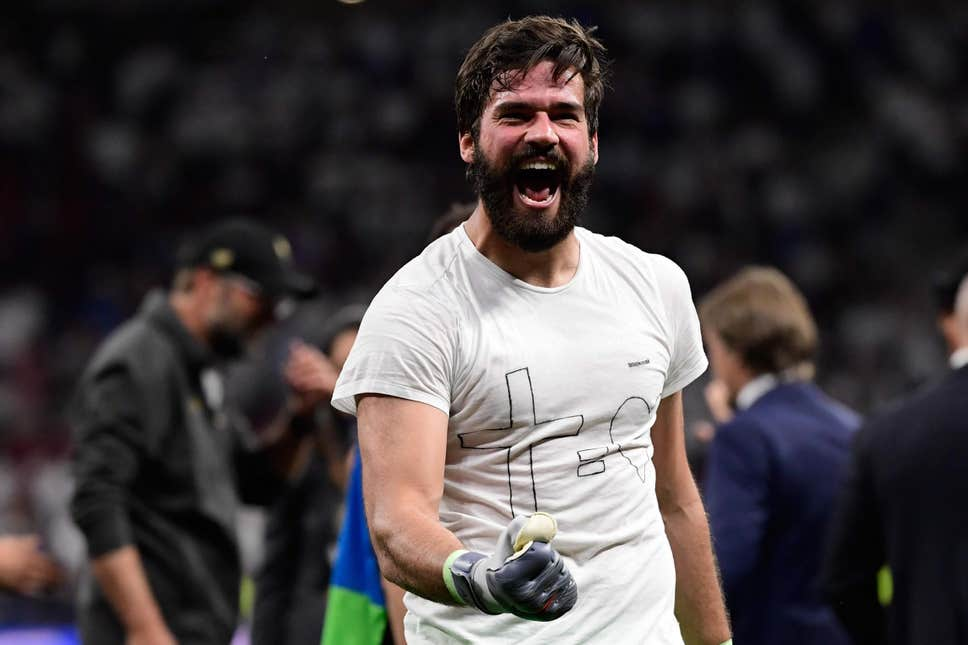 Alisson Becker Wins FIFA Best Goalkeeper