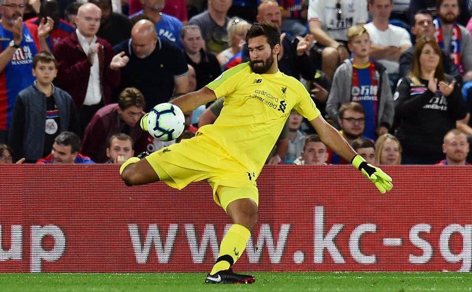 Liverpool Provide Potential Alisson Return Date
