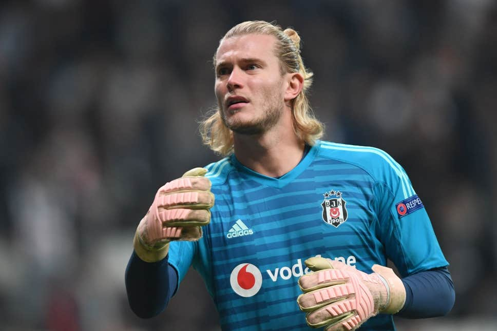 Loris Karius Still Believes He Can Play For Liverpool
