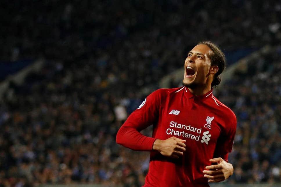 Virgil Van Dijk Admits He Doesn't Watch Manchester City's