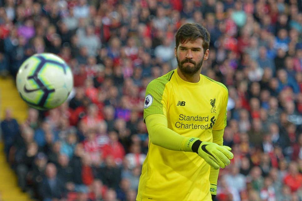 Alisson Annoyed At Lack Of Clean Sheets