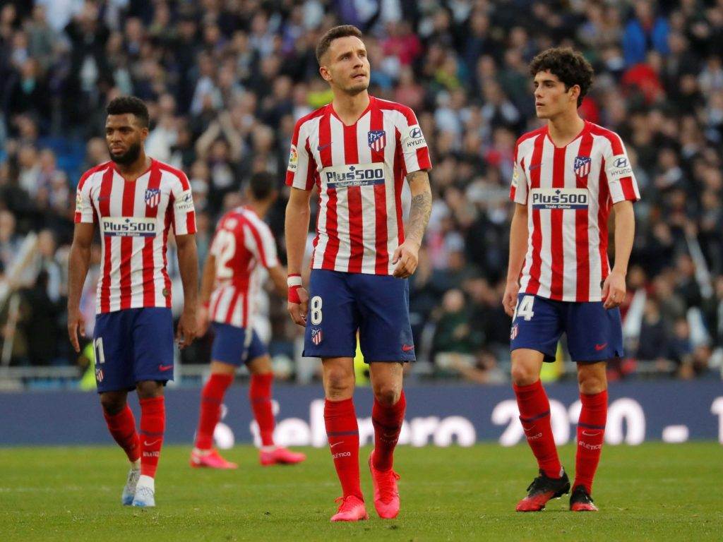 Atletico Madrid Hose