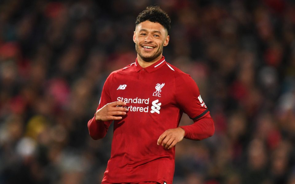 Oxlade Chamberlain Delighted With Liverpool's Faith Over