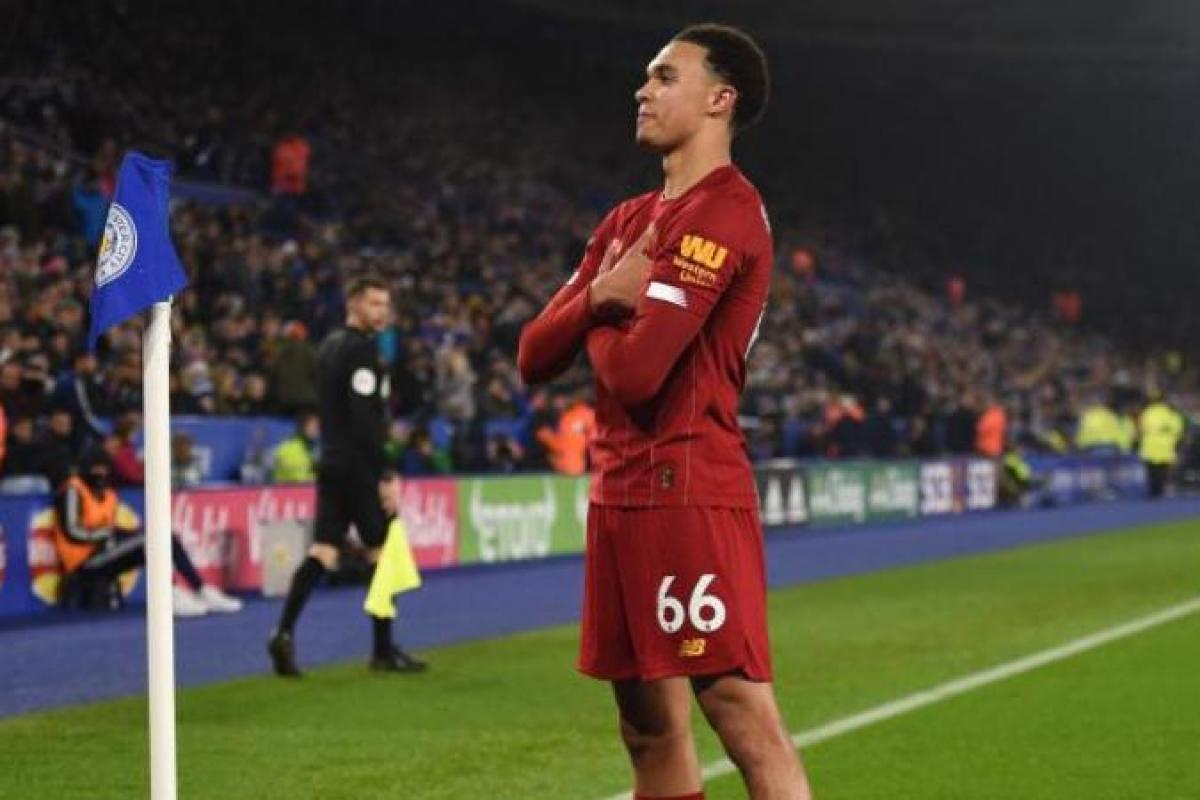 Trent Alexander-Arnold Was Destined For Success Says