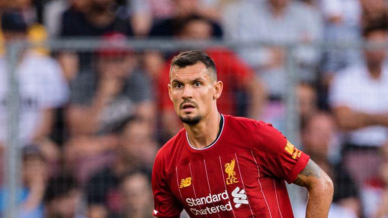 Reds Defender Dejan Lovren Being Targeted By AS Roma