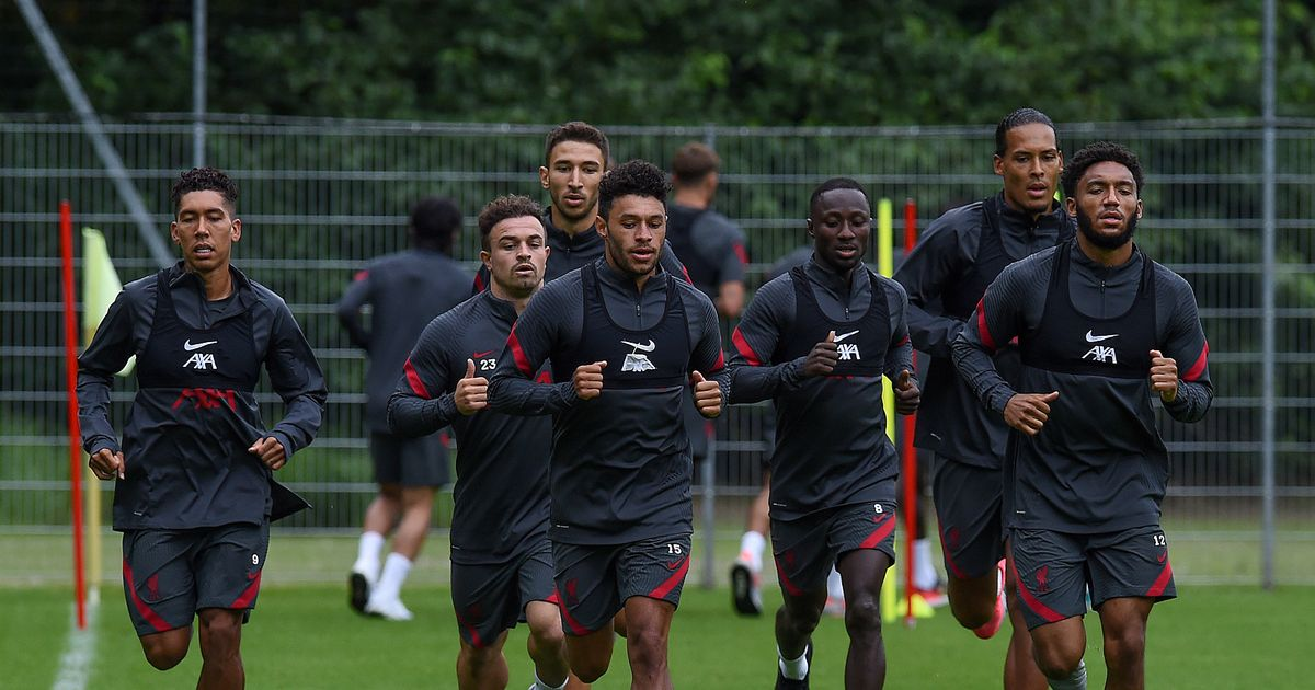 Liverpool Announce Opponents For The Reds Pre Season Friendly Fixtures