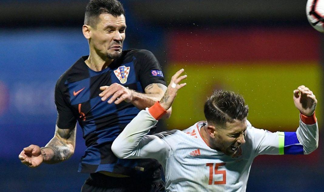 Dejan Lovren Admits To Intentionally Elbowing Sergio Ramos
