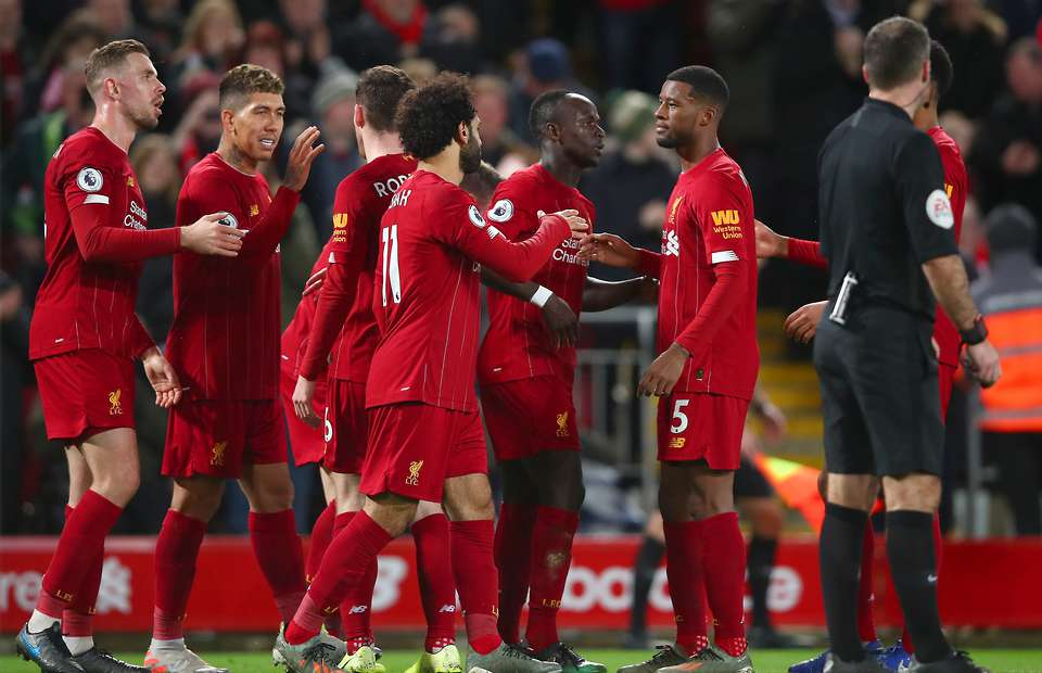 Liverpool Name 24 Man Squad For This Season S Champions League Campaign