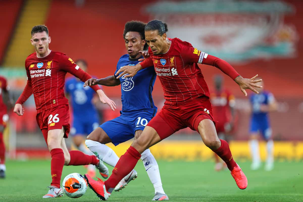 Chelsea Vs Liverpool Preview For The 2020 21 Premier