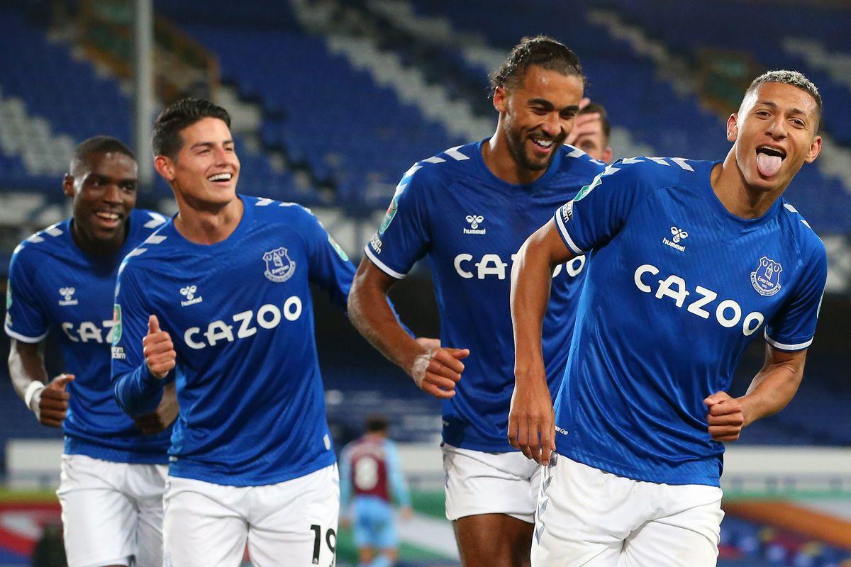 Everton Fc Vs Liverpool Fc Preview Premier League 2020 21