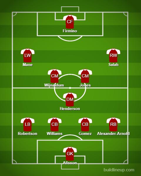 how will jurgen klopp lineup his liverpool against atalanta how will jurgen klopp lineup his